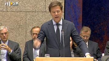 RTL Nieuws Kabinet blijft bij zorgbezuinigingen