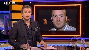 RTL Boulevard Dean Saunders over burenruzie