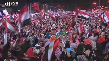 RTL Nieuws Druk op Egyptische president blijft groeien