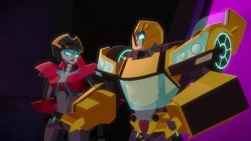 Transformers Cyberverse - Afl. 10