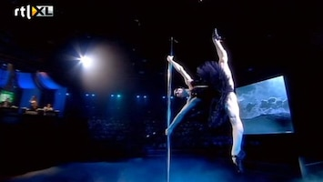 Beat The Best Optreden Elena Gibson