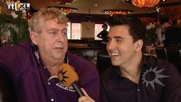 RTL Boulevard Jaap Buys en Jan Smit: al vijftien jaar lief en leed