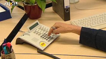RTL Nieuws Telefoontje Belastingdienst blijkt nep