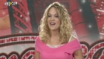 Het Beste Van Idols Worldwide - Auditie Van Carrie Underwood
