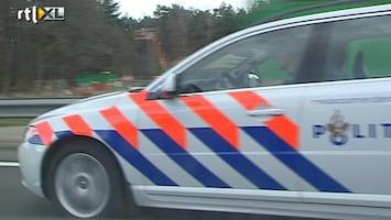 RTL Nieuws Politie krijgt scheurijzer