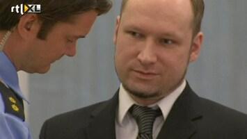 RTL Nieuws Breivik ondervraagd om militante contacten