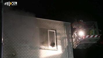 RTL Nieuws Vijf doden door brand Hoofddorp