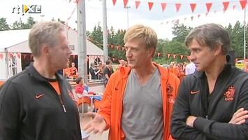 RTL Boulevard Wim Kieft vertelt over EK finale '88