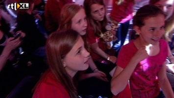 X Factor 70 Meiden alleen voor Tim