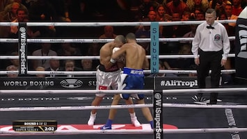World Boxing Super Series - Eubank Vs. Yildirim