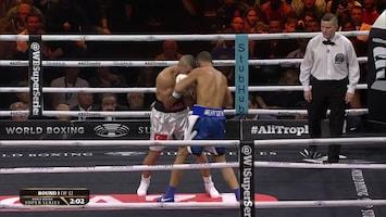 World Boxing Super Series - Eubank Vs. Yildirim