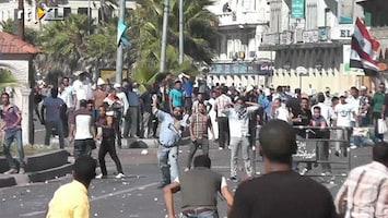 RTL Nieuws Opnieuw protesten Egypte na oproep
