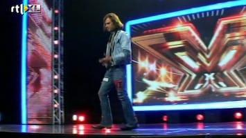 Het Beste Van X Factor Worldwide - Niet Bij Iedereen Is Het De Eerste Keer Raak