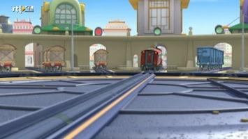 Chuggington - Bang Klang Wilson