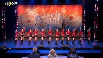 Holland's Got Talent Streetwise (dans)