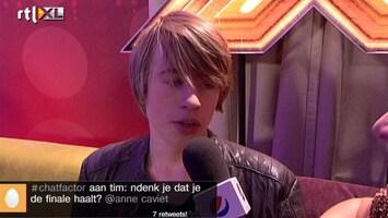 X Factor Tim en de 70 meiden
