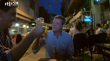RTL Nieuws Turkse jongeren willen biertje kunnen drinken