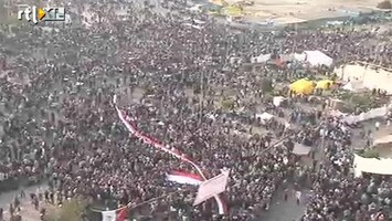 RTL Nieuws Chaos in Egypte, in politiek en op straat