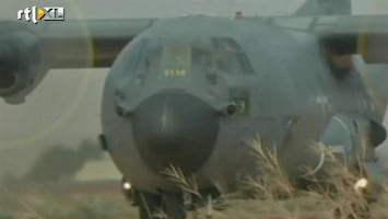 RTL Nieuws Frans leger gaat door met luchtaanvallen in Mali