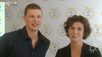 RTL Boulevard Sven Kramer zet moeder in het zonnetje