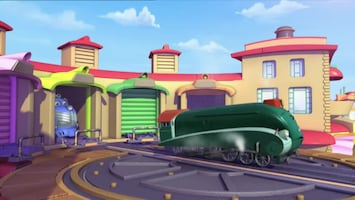 Chuggington Bubbly Olwin