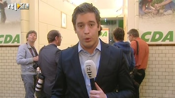 RTL Nieuws Haersma Buma lijsttrekker CDA
