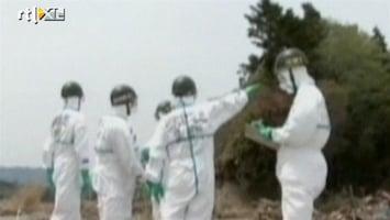 RTL Nieuws Zoeken in puinhopen nabij Fukushima