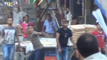 RTL Nieuws Veel doden bij gevechten in Caïro