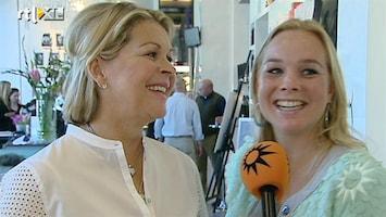 RTL Boulevard Eigen cosmetica winkel voor Bartina Koeman en dochter