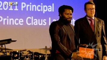 RTL Boulevard Uitreiking Prins Claus prijs 2011