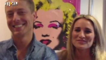 RTL Boulevard Mark wil nog wel een keer met Lieke