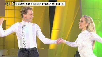 RTL Boulevard Michael Boogerd en Darya een stel