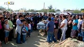 RTL Nieuws Weinig hoop voor mijnwerkers Mexico
