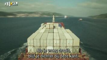 RTL Nieuws Het gevaar van de Bosporus