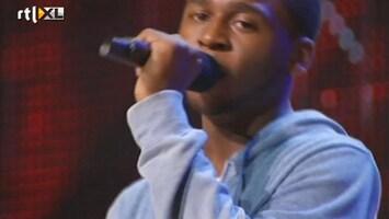 Het Beste Van X Factor Worldwide - Marcus Maakt Zijn Moeder Trots