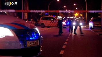RTL Nieuws Wilde achtervolging benzinedieven op de A1