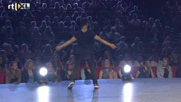 So You Think You Can Dance - Auditie Richard