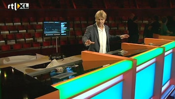 Editie NL Carré-debat: achter de schermen