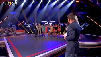 X Factor De tweede uitslag