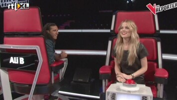 The Voice Of Holland - Ilse Vs. Ali B
