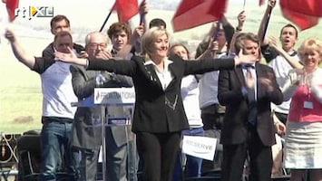 RTL Nieuws Le Pen geeft geen stemadvies in verkiezingen