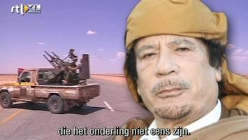 RTL Nieuws Khadaffi: Ik zit niet in Niger