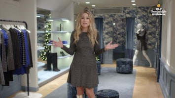 RTL 4's Onvergetelijke Feestdagen Nikkie Plessen geeft vriendinnen die 40 kilo zijn afgevallen nieuwe outfit