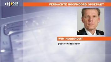 RTL Nieuws Verdachte juweliermoord opgepakt