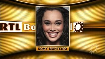 Romy Monteiro aan de bak met Dance Dance Dance