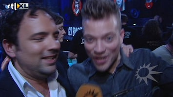 RTL Boulevard Preview 3FM Awards 2012