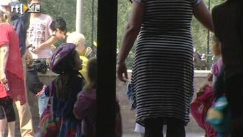 RTL Nieuws Vechtscheidingen vaker over rug van kinderen