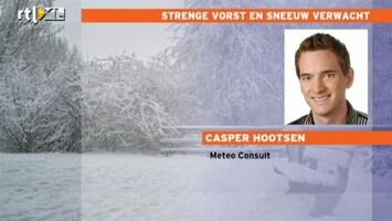 RTL Nieuws Temperatuur maakt duikvlucht van 20 graden