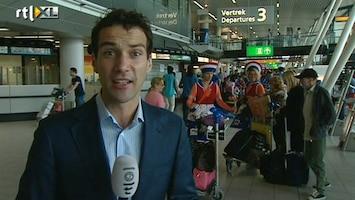 RTL Nieuws Advies aan reizigers om thuis al in te checken