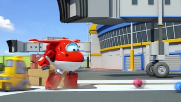 Super Wings Rollende kazen
